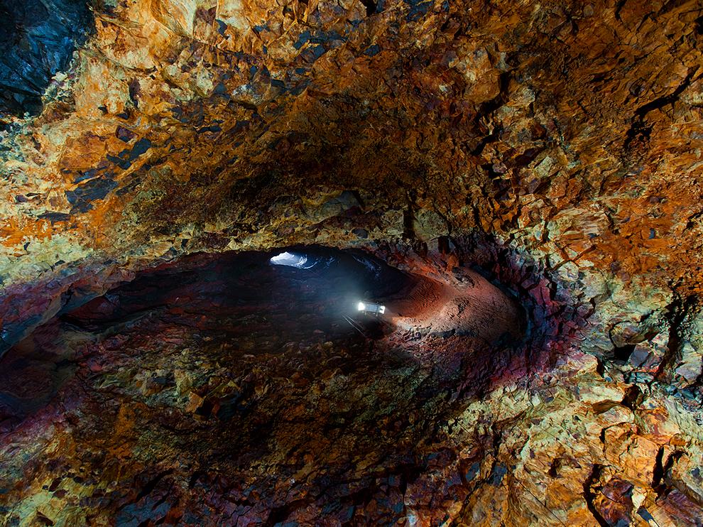 Thrihnukagigur Volcano
