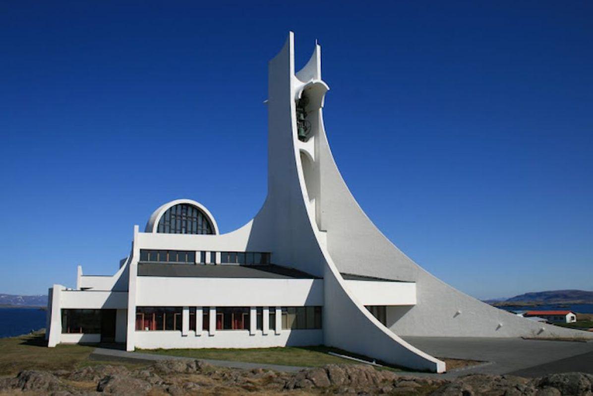 Stykkishólmskirkja-Church-Iceland-by-www.Stykkishólmskirkja.is_